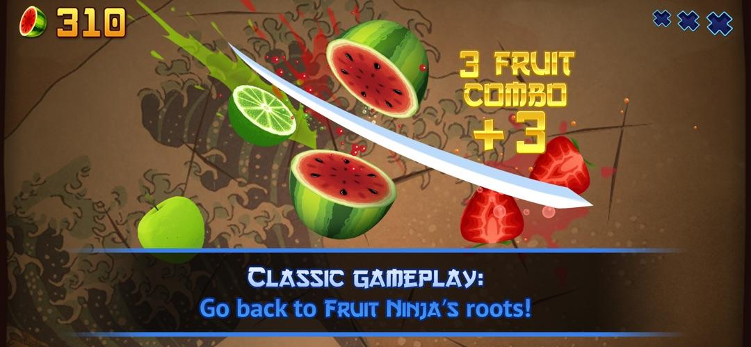 Fruit Ninja Classic Online Hack Tool