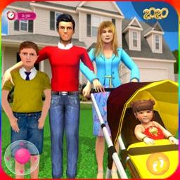 Virtual Family - The Hero Dad