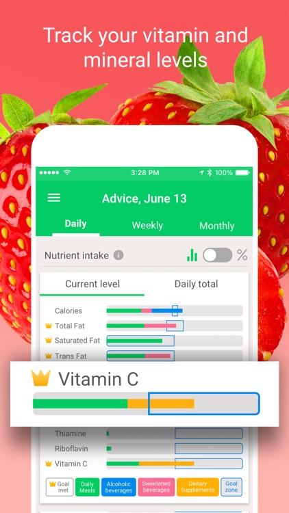 Calorie Counter - Asken Diet screenshot-3