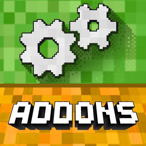 Add-ons for minecraft pe, mcpe free software for iPhone and iPad