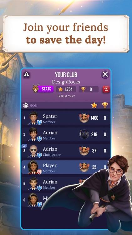 Harry Potter: Puzzles & Spells screenshot-4