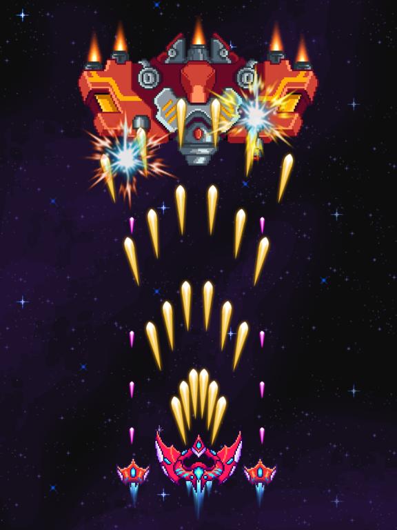 Alien War Spaceship Shooter screenshot 7