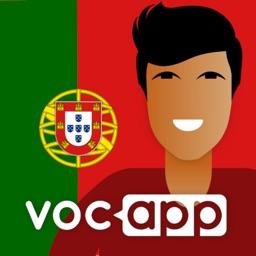 Learn Portuguese: VocApp Vocab