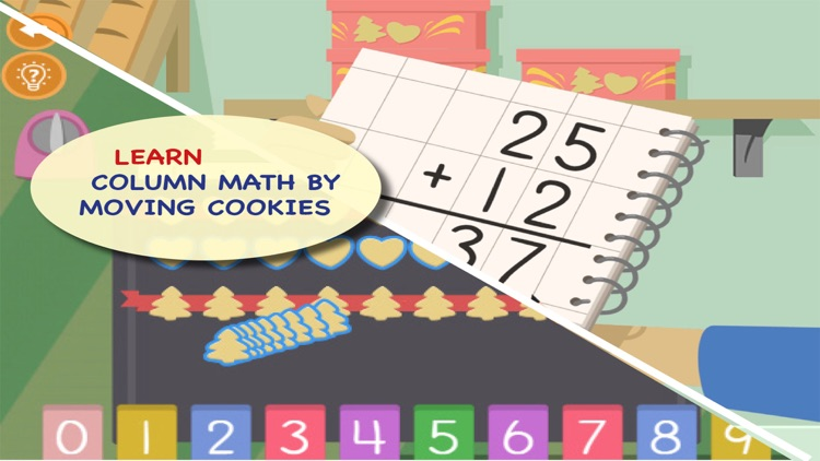 Math Bakery2 Continue Counting