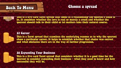 Real Tarot screenshot 4