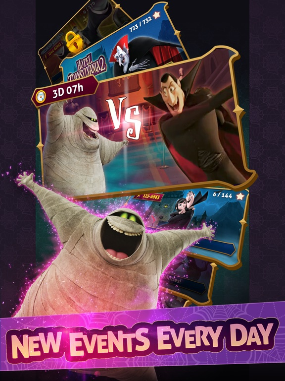 Игра Hotel Transylvania: Monsters