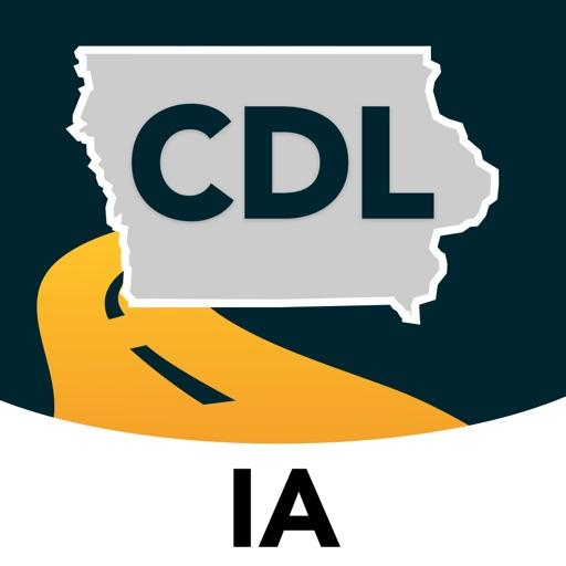 Official CDL Test Prep: Iowa