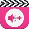 扩音器 - 放大视频音乐声音音量