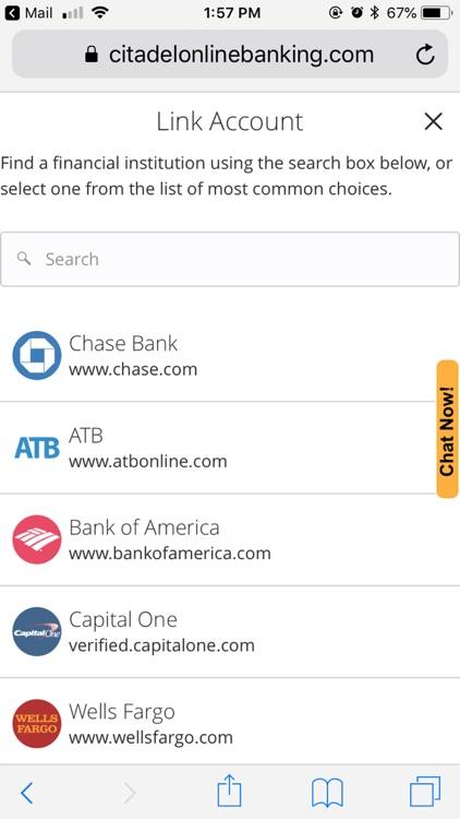 Citadel Mobile Banking screenshot-6
