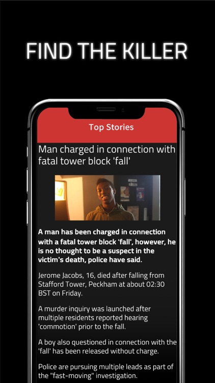 Dead Man's Phone screenshot-6