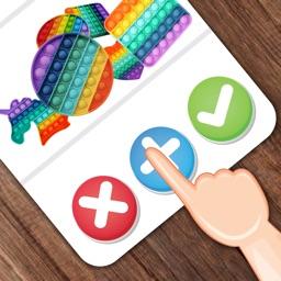Fidget Trading 3D: Pop it Toys