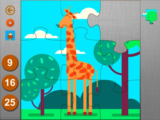 Пазлы Игры для детей и малышей Скриншоты4