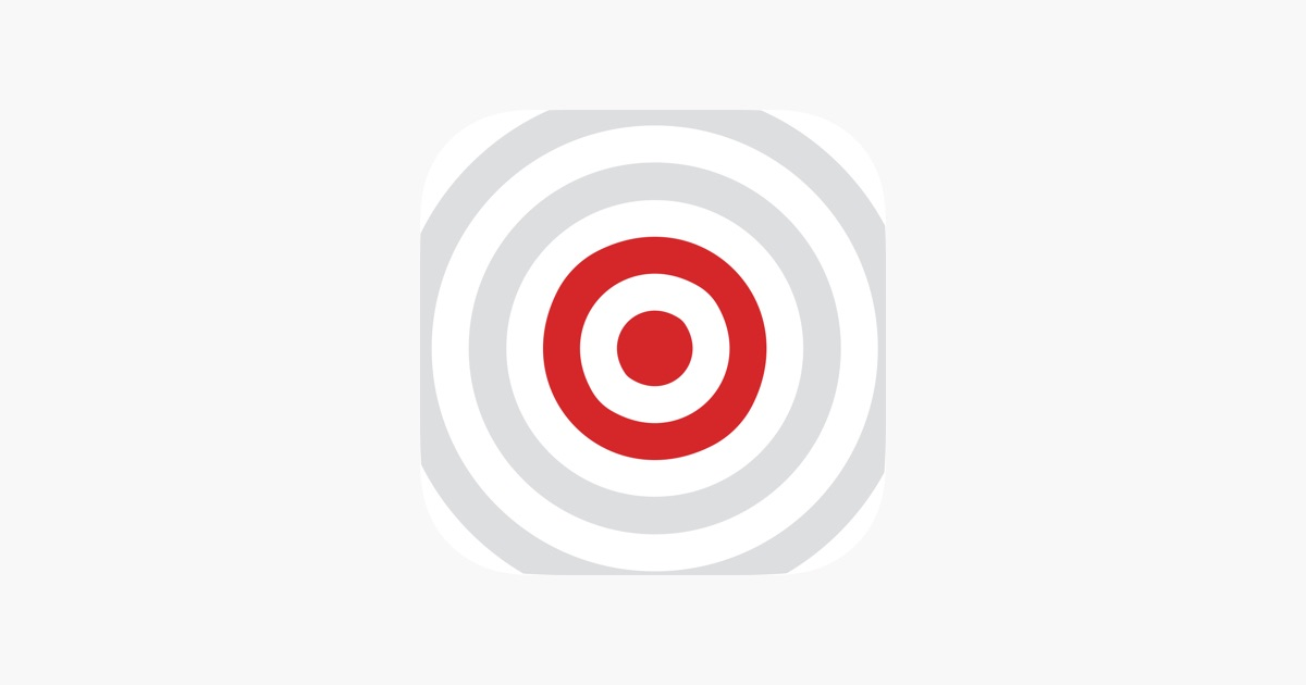 target connected on the app store