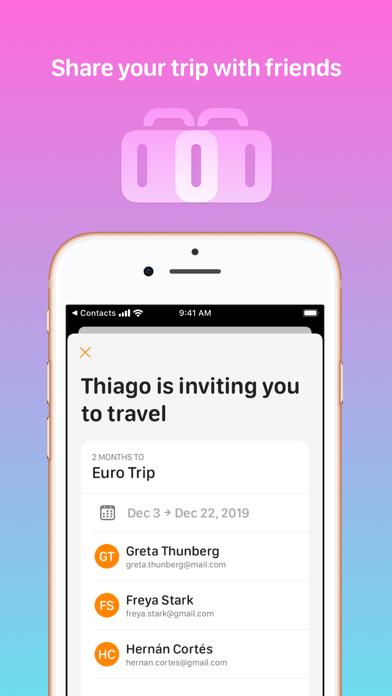 Tripsy Screenshot