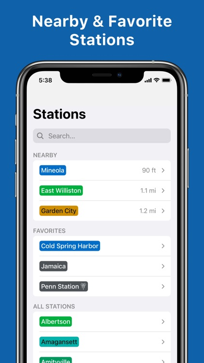 LIRR TrainTime screenshot-7