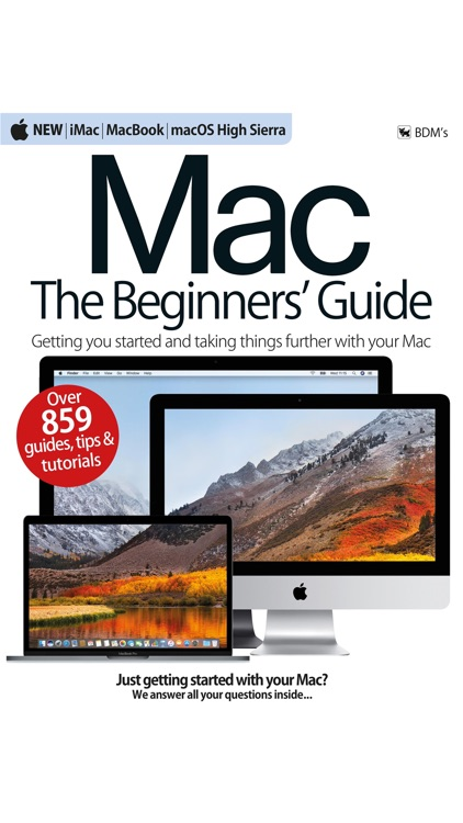BDM's Guides for Mac & Macbook