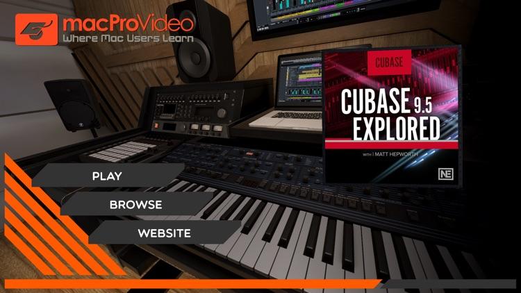 Course For Cubase 9.5 Explored screenshot-0