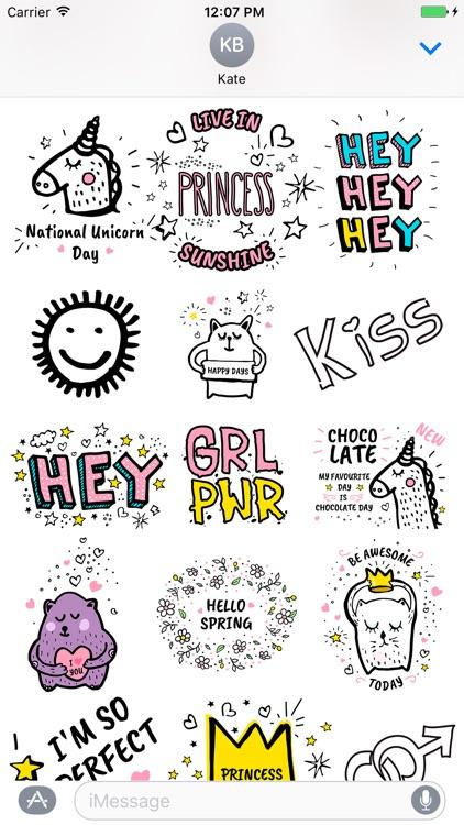 Talking Pets emoji & stickers