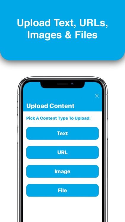 UniClip: Universal Clipboard