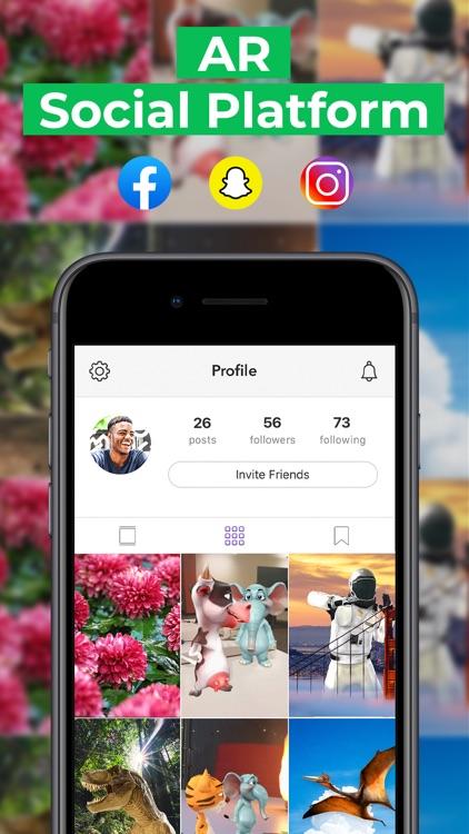 Leo AR ◉ #1 Augmented Reality screenshot-6