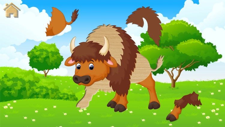 Kids Puzzles game for toddlers screenshot-3