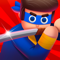 App Icon for Mr Ninja - Slicey Puzzles App in United States IOS App Store