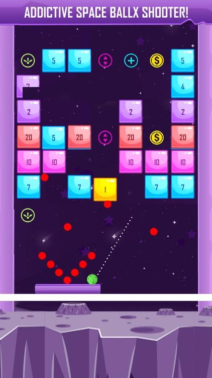 BallX Breaker - Universe Blast screenshot-3