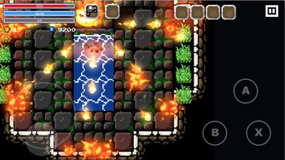 Flame Knight: Roguelike Game  Bild