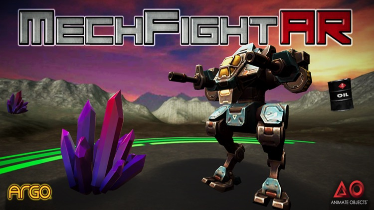 MechFightAR screenshot-0