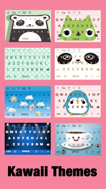 Color Fonts Keyboard Pro screenshot-5