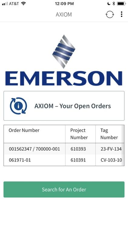 AXIOM Customer Portal