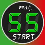 Спидометр 55 Старт. GPS + HUD. на пк