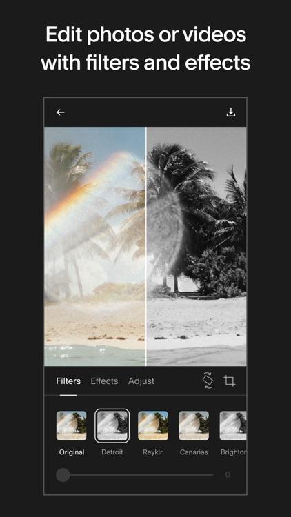 Unfold: Story & Collage Maker screenshot-4