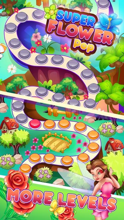 Super Flower Pop screenshot-5