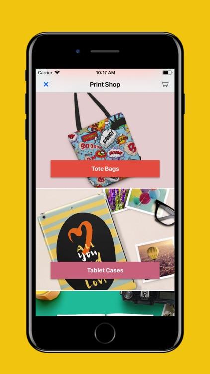 Star Print Shop -Custom Design screenshot-4