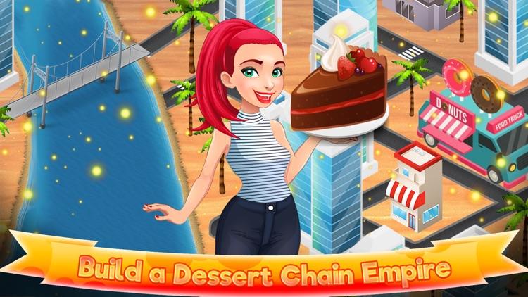 Dessert Cooking Cake Maker screenshot-3