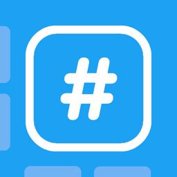 Ícone do app Twidget - Widget for Twitter