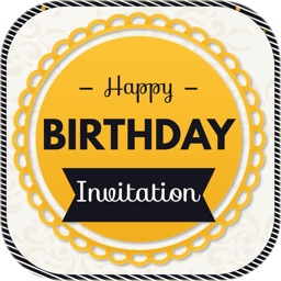 Birthday Invitation Cards HD