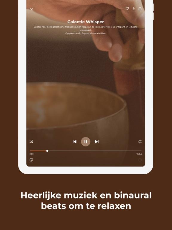 Meditation Moments iPad app afbeelding 3