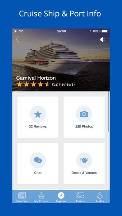 Cruise ship dating app