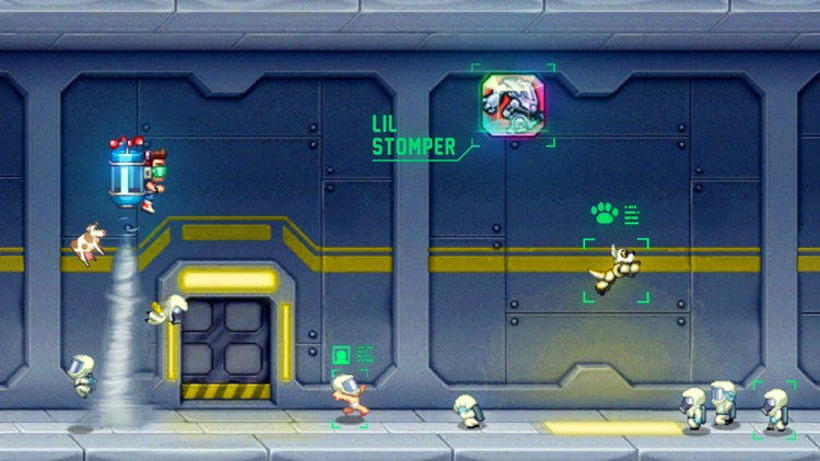 Jetpack Joyride screenshot-3