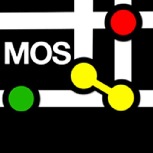 Карта Метро Москва