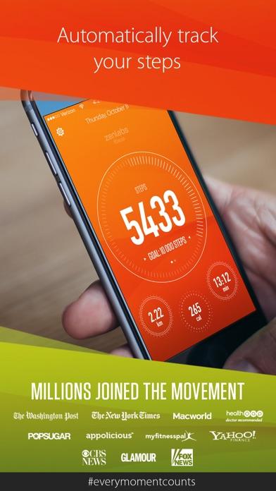Track My Steps - Pedometer app image