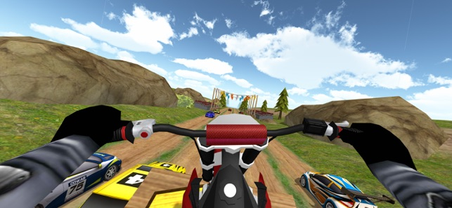 Dirt Bike Racing Rally Traffic on the App Store