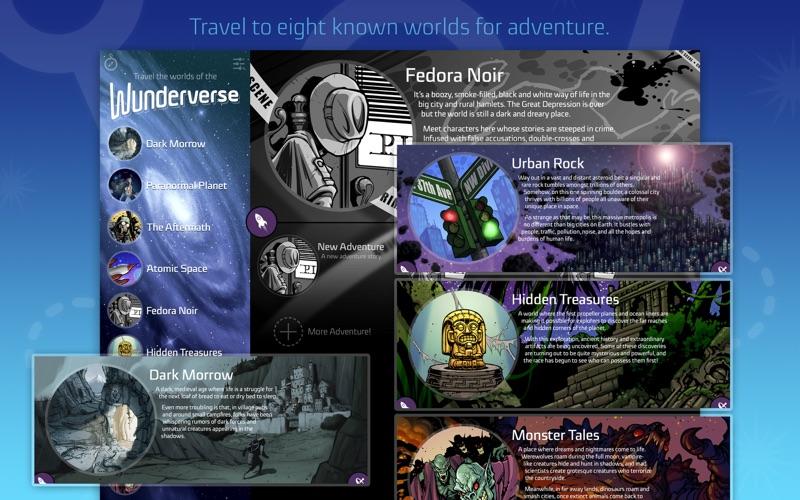 Wunderverse screenshot 1