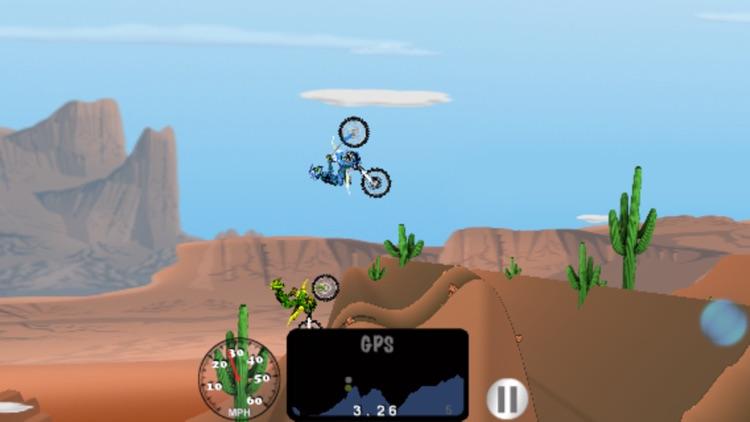 Dirt Trials Bike Racing screenshot-0
