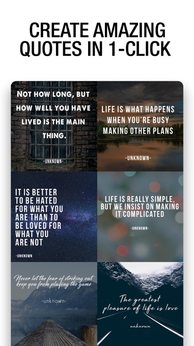 Quote Maker Quote Creator Gorgeous Picture Quote Maker