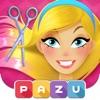 ガールズヘアサロン-キッズゲーム - iPadアプリ