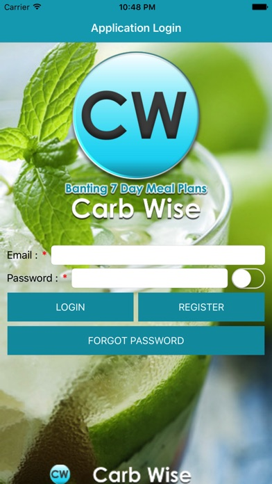 Screenshot for Carb Wise in Romania App Store