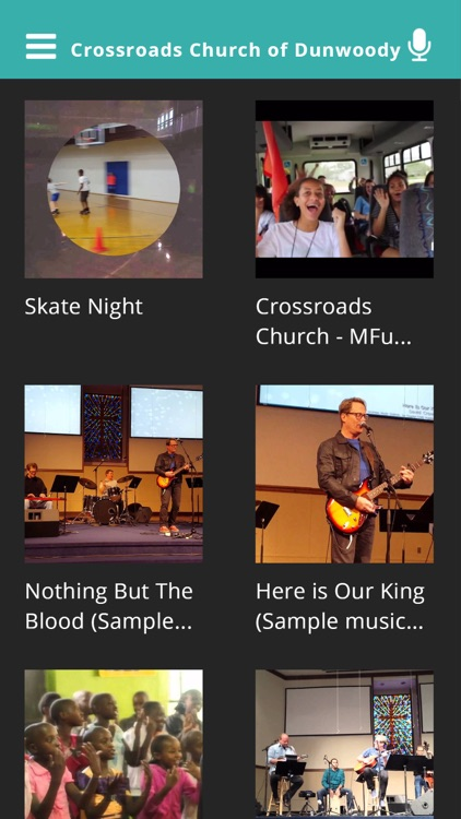 Crossroads Church of Dunwoody screenshot-3